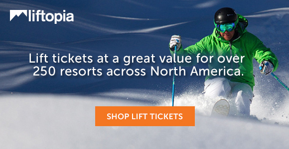 Buy lift tickets in advance and save up to 80% on Liftopia.com