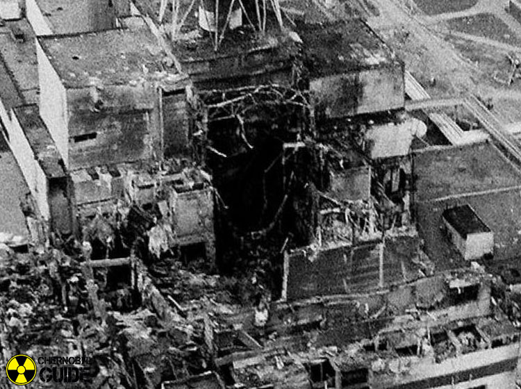 chernobyl pictures of the explosion