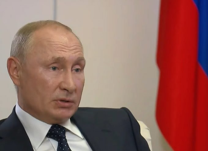 President Putin says that Russia will help Belarus (UPDATED!)