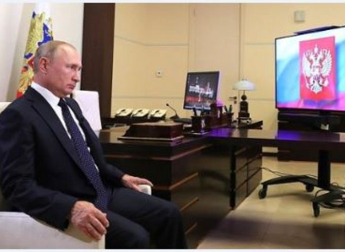 Vladimir Putin – Interview with Rossiya TV channel