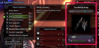 Augmentations Now Have Augment Slot Cost