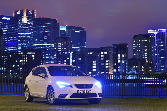 Seat Leon: The hatchback is the most economical car tested by motoring magazine What Car? in the last year