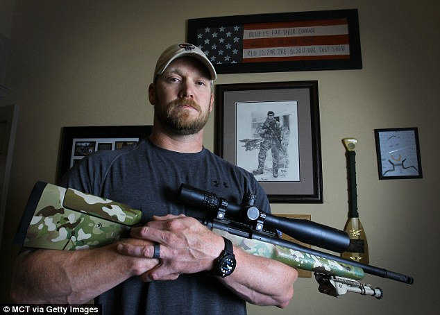 Lethal: The story of Navy Seal sniper Chris Kyle has brought the shadowy art to cultural prominence