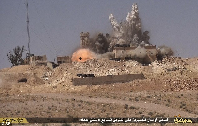 ISIS have recently made assaults on Tel Abyad and Kobani, in an attempt to gain ground in north eastern Syria