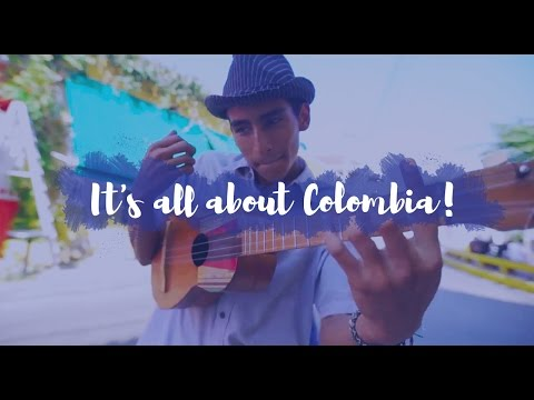 Colombia Encompassed
