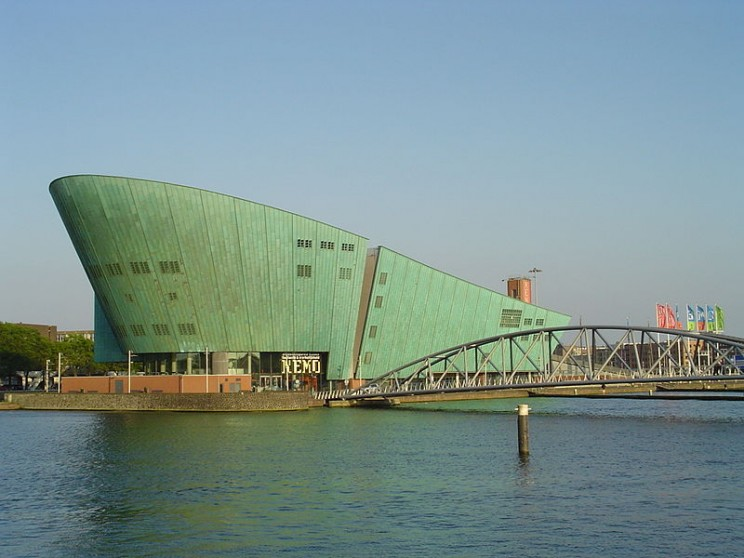best science museums The Science Centre NEMO in Amsterdam