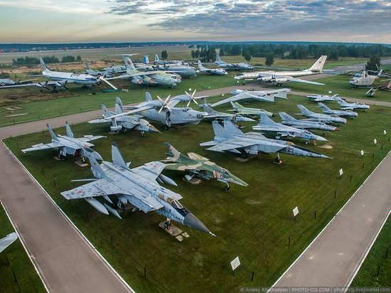 Central Air Force Museum, Monino, Russia, photo 4