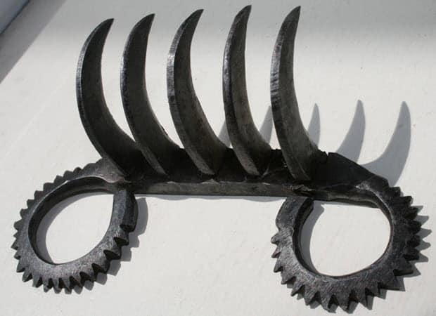 Bagh Nakh weapon, India