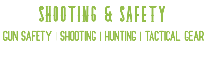 Shooting and Safety Logo